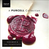 A Purcell Collection / Voces8; Les Inventions
