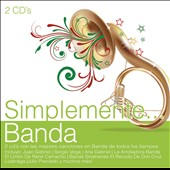 Various Artists: Simplemente Banda [Sony]