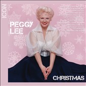 Peggy Lee (Vocals): Icon: Christmas