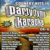 Karaoke: Party Tyme Karaoke: Country Hits, Vol. 16