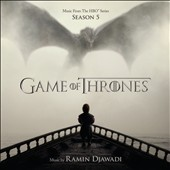 Ramin Djawadi: Game of Thrones: Season 5 [Original TV Soundtrack]