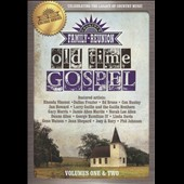 Various Artists: Country Family Reunion:  Old Time Gospel, Vol. 1-2