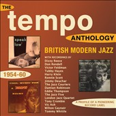 Various Artists: The  Tempo Anthology: British Modern Jazz 1954-60