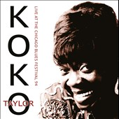 Koko Taylor: Live at the Chicago Blues Festival '94 *