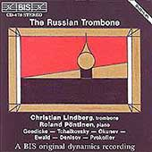 The Russian Trombone / Christian Lindberg, Roland Pontinen