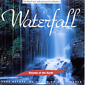 Various Artists: Sounds of the Earth: Waterfall