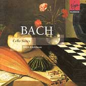 Bach: Cello Suites / Ralph Kirshbaum