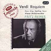 Verdi: Requiem, Four Sacred Pieces / Price, Bjoerling, et al