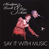 Marilyn Lovell: Say It with Music