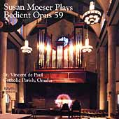 Susan Moeser plays Bedient Opus 59 - Mozart, Schumann, et al