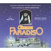 Ennio Morricone (Composer/Conductor): Cinema Paradiso [Limited Edition] [Limited]