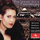 The Jewish Soul / Cohen, Chaslin, Kadishson, Jerusalem SO