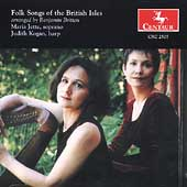 Maria Jette/Judith Kogan: Britten: Folk Songs of the British Isles