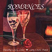 Romances for Cello and Piano / Dorothy Lewis, Cary Lewis