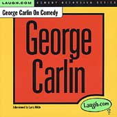 George Carlin: George Carlin on Comedy