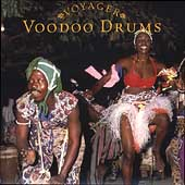 Various Artists: Voyager Series: Voodoo Drums
