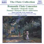 Romantic Flute Concertos - Moscheles, et al / Grauwels, etc