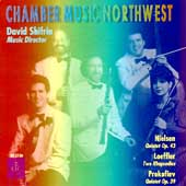 Nielsen, Loeffler, Prokofiev / Chamber Music Northwest