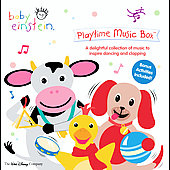 Baby Einstein: Baby Einstein: Playtime Music Box
