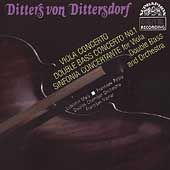 Dittersdorf: Viola Concerto, Double Bass Concerto, etc