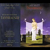 Wagner: Tannh&auml;user / Sawallisch, Janowitz, et al