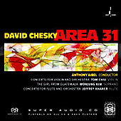 Chesky: Area 31 / Aibel, Chiu, Kim, Khaner