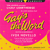 Alan Melville: Gay's the Word [Original London Cast]