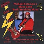 Michael Coleman's Blues Band (Guitar): Chicago Blues Session, Vol. 18