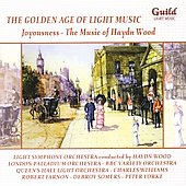 Joyousness - The Music of Haydn Wood