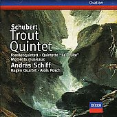 Schubert: Piano Quintet 'trout', 6 Moments Musicaux D.780