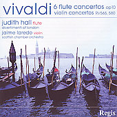 Vivaldi: Flute Concertos Op 10, etc / Hall, Laredo, et al