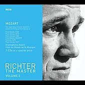 Richter The Master Volume 2 - Mozart