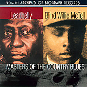 Lead Belly: Masters of the Country Blues