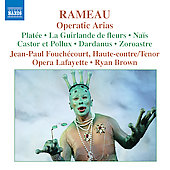Rameau: Operatic Arias / Brown, Fouch&eacute;court, Lafayette