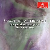 Saxophone Alternative / Douglas Masek, Rita Borden
