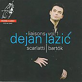 Liaisons Vol 1 - Scarlatti, Bart&oacute;k / Dejan Lazic