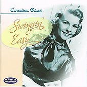 Various Artists: Canadian Divas: Swingin Easy