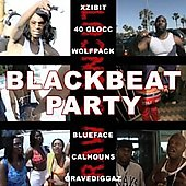 Various Artists: Blackbeat Party, Vol. 1