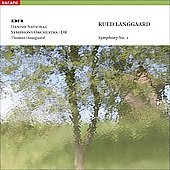 Rued Langgaard: Symphony no 1 BVN 32 / Thomas Dausgaard, Danish National Symphony Orchestra