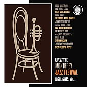 Various Artists: Live at the Monterey Jazz Festival: Highlights, Vol. 1