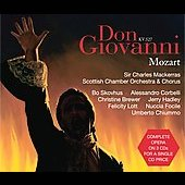 Mozart: Don Giovanni / Mackerras, Skovhus, Brewer, Lott, Corbelli, et al