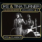 Ike & Tina Turner: The Archive Series, Vols. 1 & 2: Hits and Classics [Digipak]