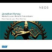 Harvey: Works for Piano and Flute / Florian Hoelscher, Pirmin Grehl