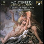 Monteverdi: Complete Operas on Brilliant Classics