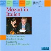 Mozart in Italien