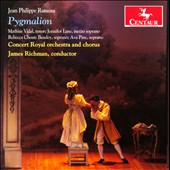 Jean Philippe Rameau: Pygmalion, acte de ballet (1748)