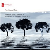 Tchaikovsky: Trio in A minor; Rachmaninov: Trio elegiaque