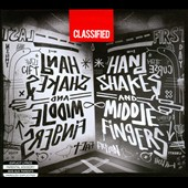 Classified (Rap): Handshakes and Middle Fingers