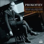 Prokofiev: Piano Sonatas Nos. 1-9