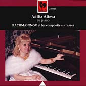 Rachmaninov et les compositeurs russes / Adilia Alieva